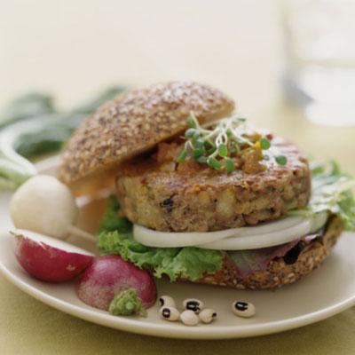 lentil-burger