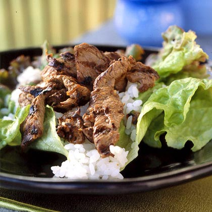 Bulgogi (Korean Beef Barbecue) Recipe