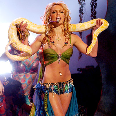 it stills kills me how hot Britney was back then