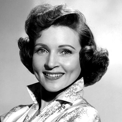 1958 betty white s changing looks instyle