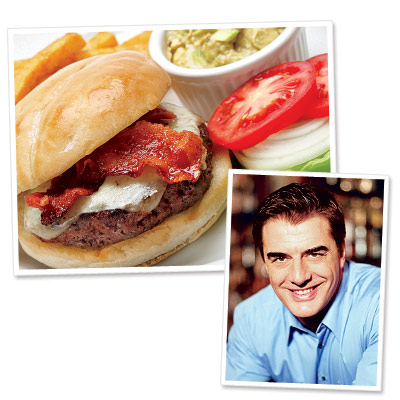 Chris Noth's Special Burger