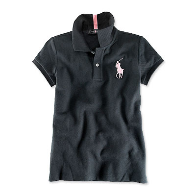 Ralph Lauren Stretch Cotton Polo