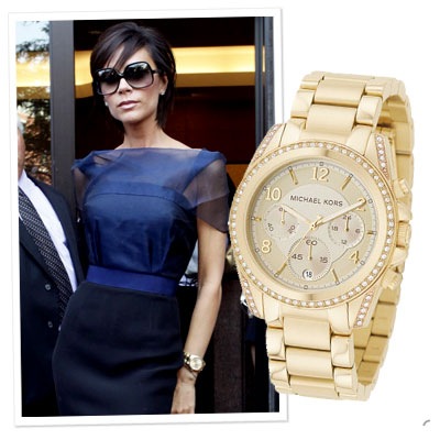 Nicole Chavez Names 10 Things Every Woman Must Own - An Oversize Watch