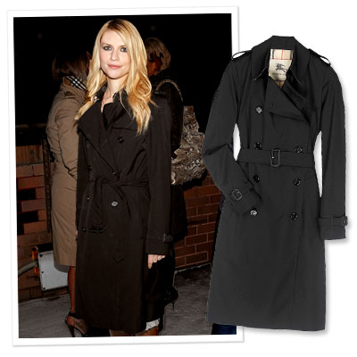 Nicole Chavez Names 10 Things Every Woman Must Own - A Classic Trench