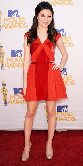 2010 MTV Movie Awards - Miranda Cosgrove