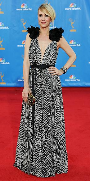 Kristen Wiig - SNL - Emmys 2010 - Hollywood, California
