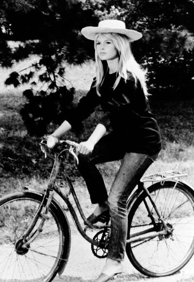 Brigitte Bardot in A Very Private Affair, 1962