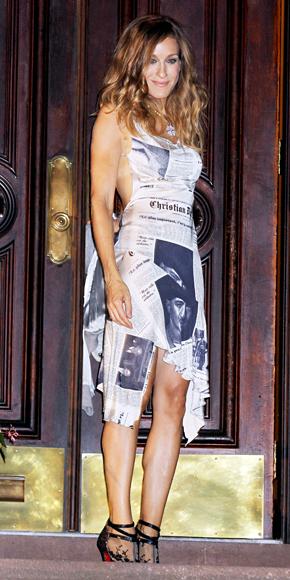 6. The Newsworthy Dress