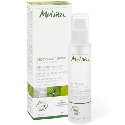 Melvita Deodorant Spray