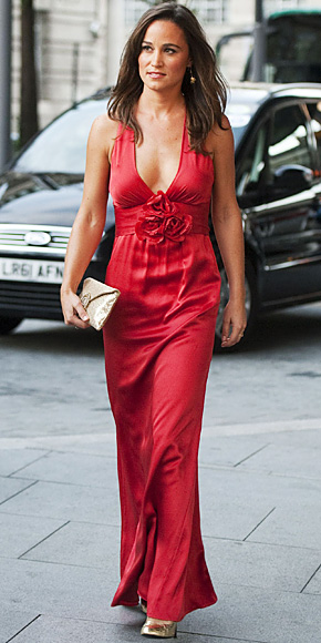 Pippa Middleton in Temperley London