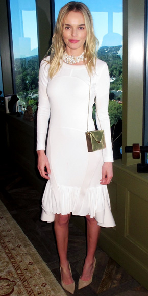 Kate Bosworth in Altuzarra