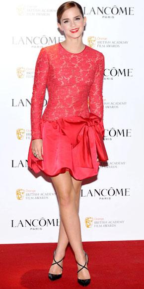 Emma Watson in Valentino