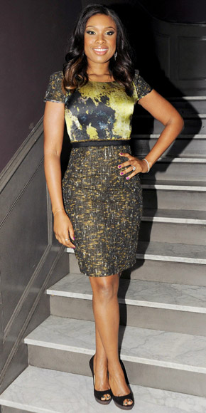 Jennifer Hudson in Elie Tahari