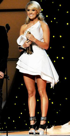 Carrie Underwood CMA 2011