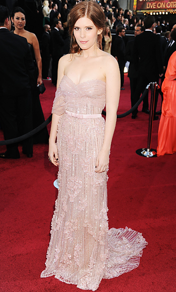Kate Mara - Jack Guisso Couture - Oscars
