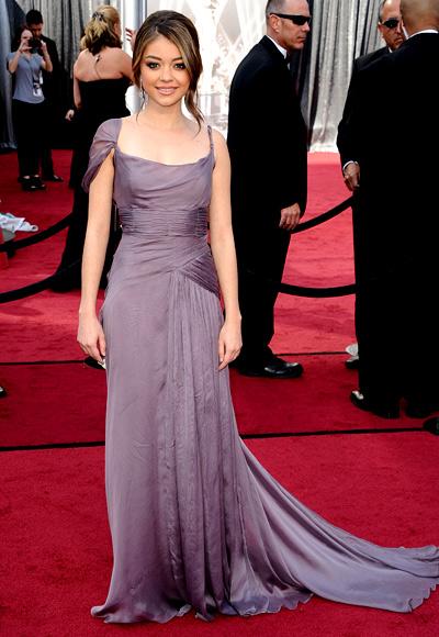 Sarah Hyland - Alberta Ferretti - Oscars