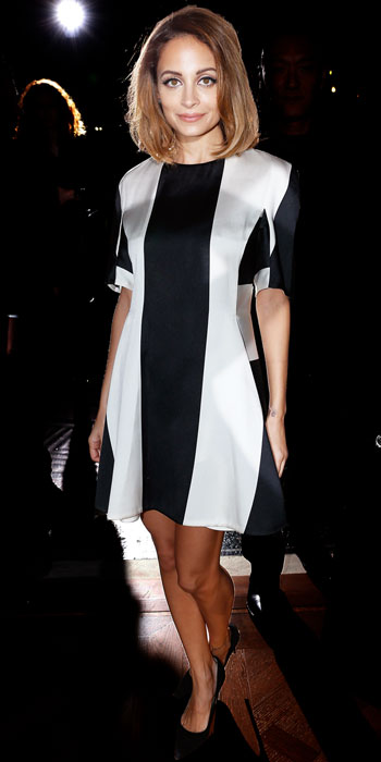 Look of the Day photo   Nicole Richie