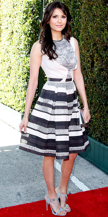 Look of the Day photo | Nina Dobrev