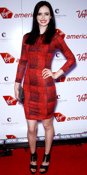 Look of the Day photo   Krysten Ritter