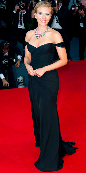 Look of the Day photo   Scarlett Johansson