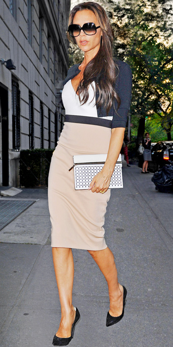 Look of the Day photo | Victoria Beckham