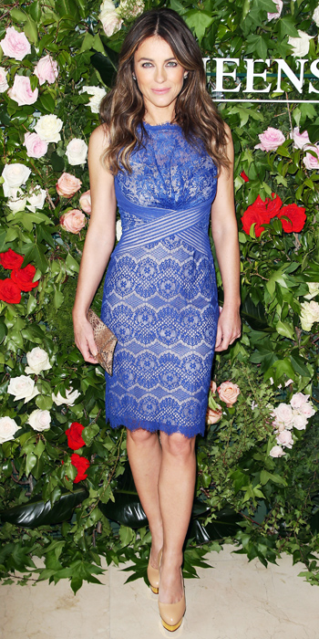 Look of the Day photo   Elizabeth Hurley