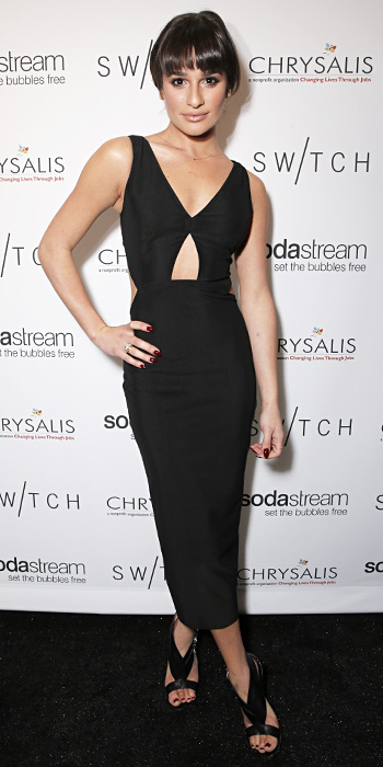 Look of the Day photo   Lea Michele