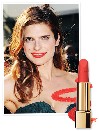 Lake Bell Lipstick - ESPY Awards