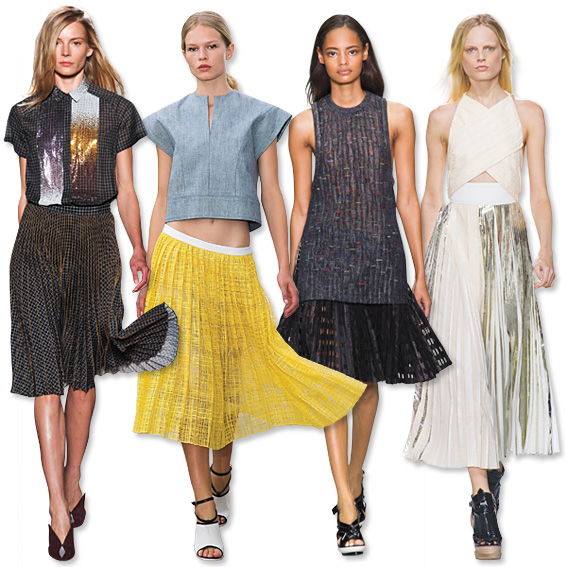Clothes We Love: Flirty Skirt