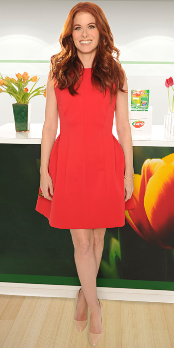 Look of the Day photo | Debra Messing
