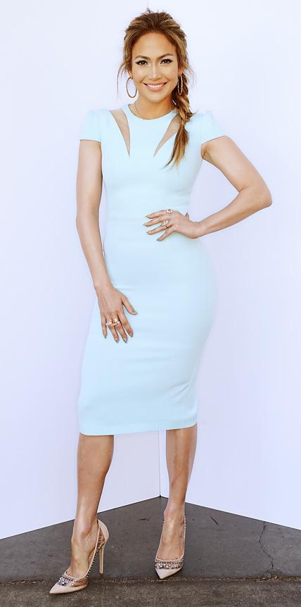 Jennifer Lopez in SAFiYAA