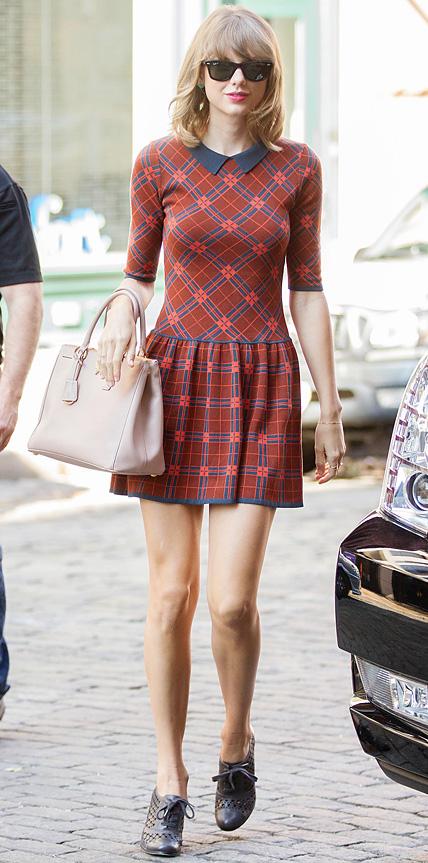 Taylor Swift in CeCe by Cynthia Steffe
