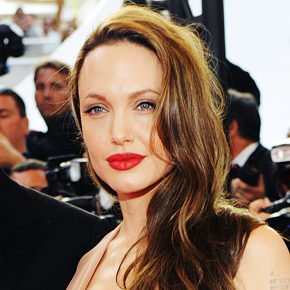 Angelina Jolie, transformation, star hair, star makeup