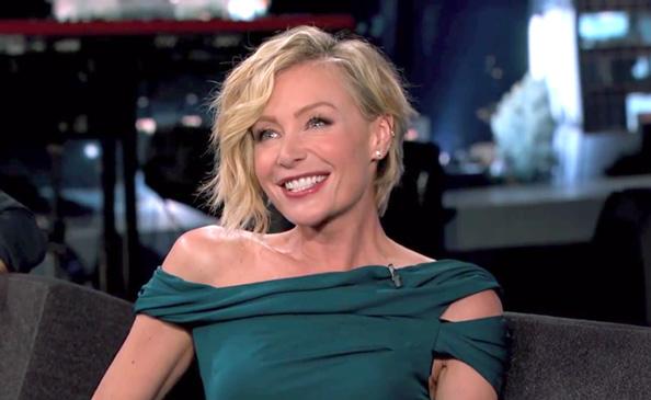 Portia De Rossi Discusses How She Lobbied For 'Scandal