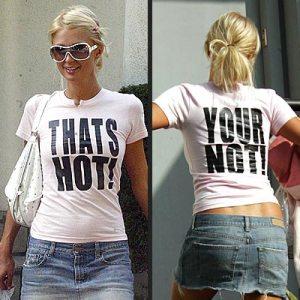 HOT STUFF photo | Paris Hilton