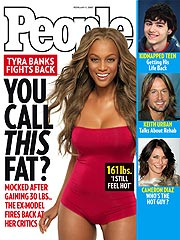 Tyra Speaks Out About Her Weight | Tyra Banks