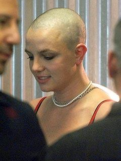 Bald Britney