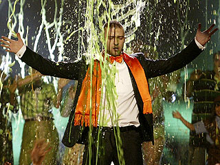 Justin Timberlake Kids Awards