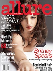 Britney Spears's Allure Magazine Photos Revealed| Britney Spears