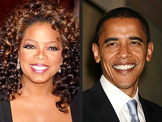 Oprah Winfrey & Barack Obama Hit the Campaign Trail | Barack Obama, Oprah Winfrey