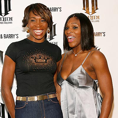 SIBLING SUPPORT SYSTEM photo | Serena Williams, Venus Williams