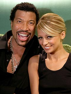 Lionel Richie Can't Wait to Walk Nicole Down the Aisle | Lionel Richie, Nicole Richie