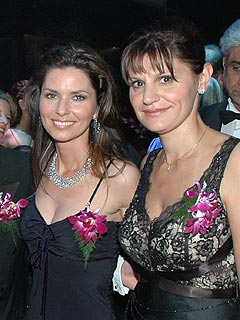 First Photo of Alleged Other Woman in Shania Twain Split