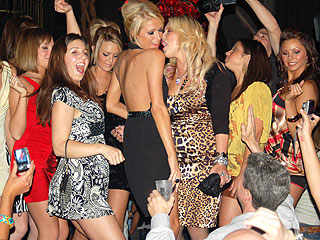Paris Hilton Parties – Dashing Pregnancy Rumors | Paris Hilton
