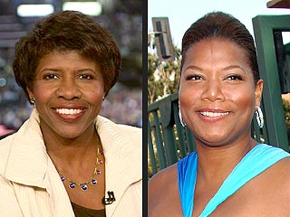 SNL Books Queen Latifah to Play Gwen Ifill