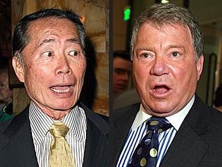 George Takei Insists William Shatner Invited to Wedding