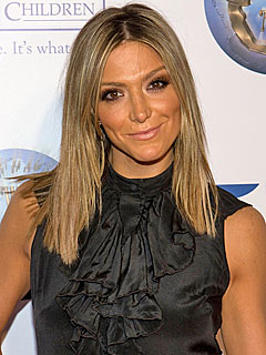 Debbie Matenopoulos Husband Files for Divorce, Citing One Too Many Hard Hitting Stories about Brad Pitt and TomKat.