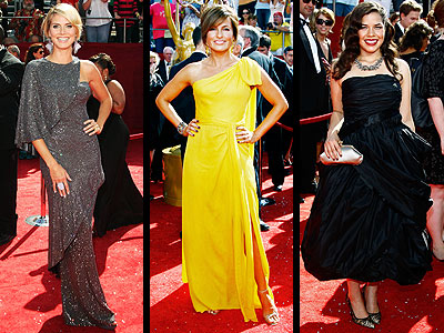 Emmy's Best Dressed Stars  | Heidi Klum