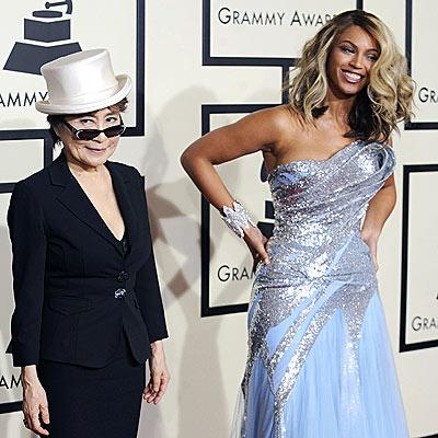 Yoko Ono & Beyonce
