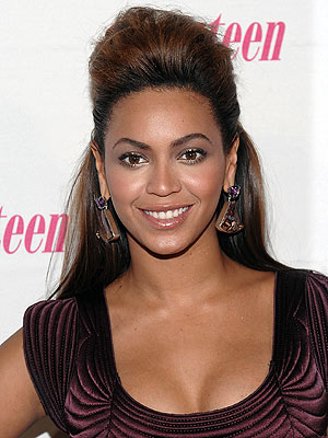 Hairstyle Names  Beyonce Pompadour